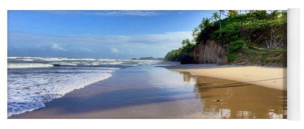 Mayaro Beach Trinidad Yoga Mat