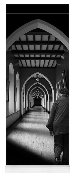 Maynooth Hall, Ireland Yoga Mat
