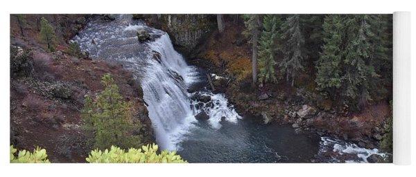 Mccloud River Falls Yoga Mat