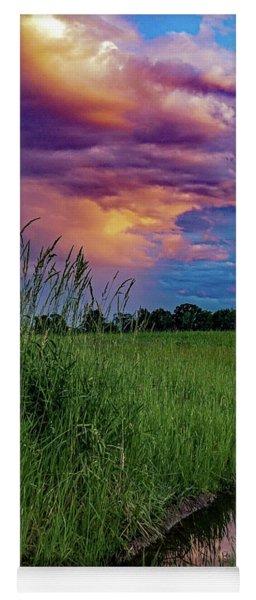Meadow Lark Yoga Mat
