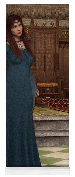Medieval Queen Yoga Mat