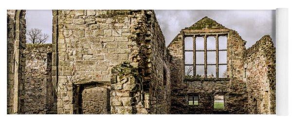 Medieval Ruins Yoga Mat