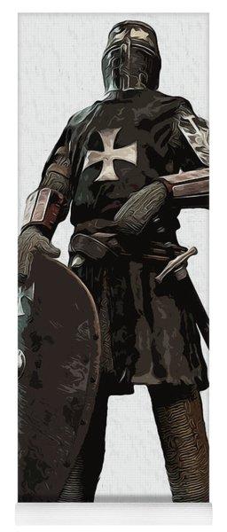 Medieval Warrior - 06 Yoga Mat