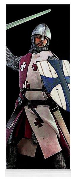 Medieval Warrior Yoga Mat