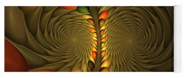 Meditirina Seed Pod Yoga Mat