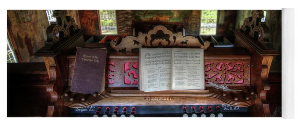Meeting House Organ Yoga Mat