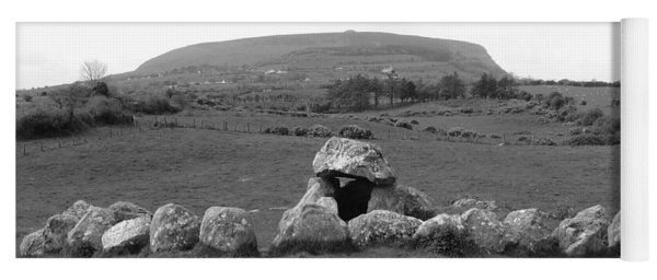 Megalithic Monuments Aligned Yoga Mat