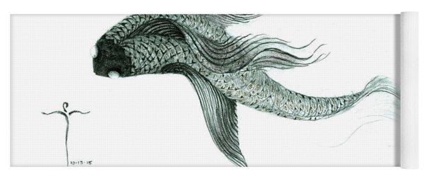 Megic Fish 1 Yoga Mat