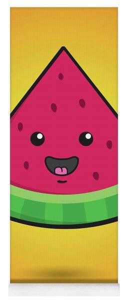 Melon Head Yoga Mat