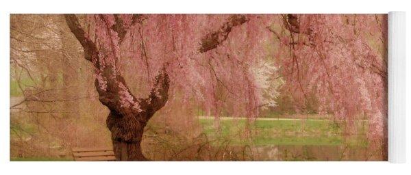 Memories - Holmdel Park Yoga Mat