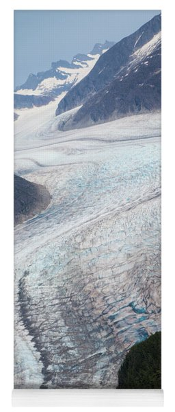 Mendenhal Glacier Yoga Mat