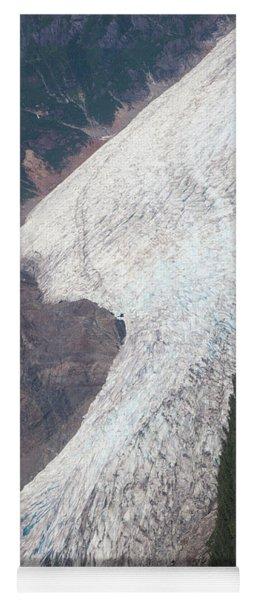Mendenhall Glacier Yoga Mat