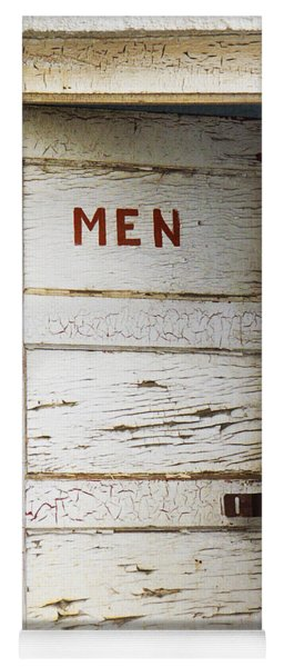 Men's Room Yoga Mat