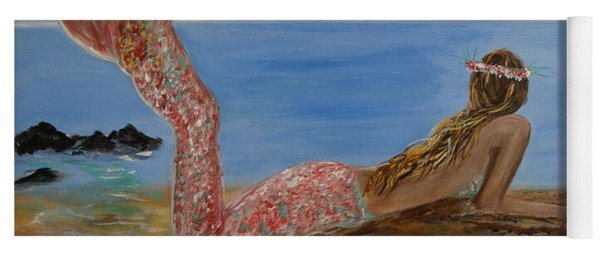 Mermaid Beauty Yoga Mat