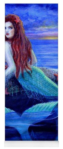 Mermaid's Dinner Yoga Mat
