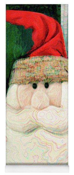 Merry Christmas Art 13 Yoga Mat