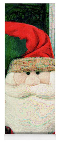 Merry Christmas Art 15 Yoga Mat