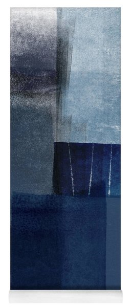 Mestro 1- Abstract Art By Linda Woods Yoga Mat