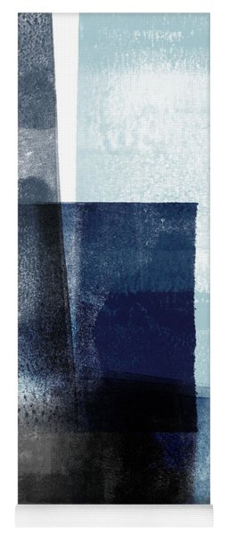 Mestro 4- Abstract Art By Linda Woods Yoga Mat