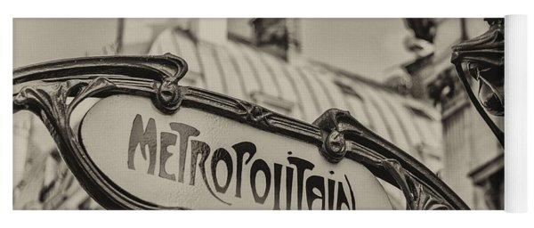 Metropolitain Yoga Mat