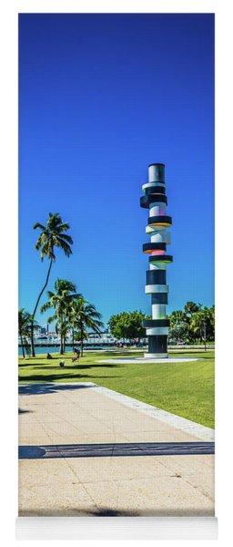 Miami Beach Series 4497 Yoga Mat