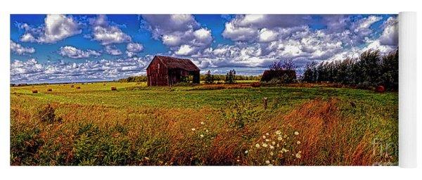 Michigan Upper Peninsula Queen Anns Lace Brimley 9060900140 Yoga Mat