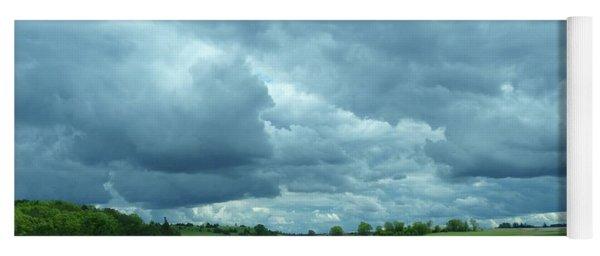 Midwestern Sky Yoga Mat