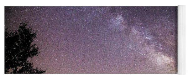 Milky Way Yoga Mat