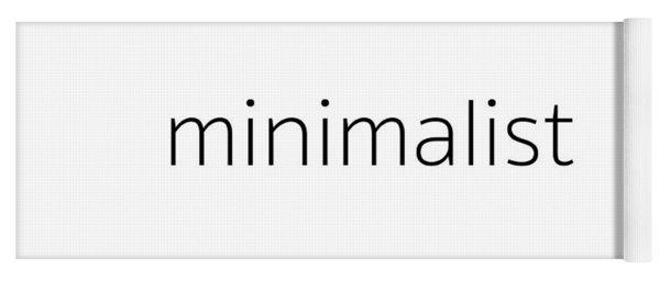 Minimalist Yoga Mat
