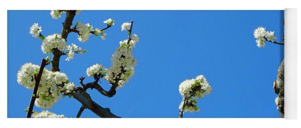 Mirabelle Blossoms Yoga Mat