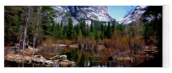 Mirror Lake Yoga Mat