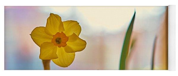 Miss Yellow Yoga Mat
