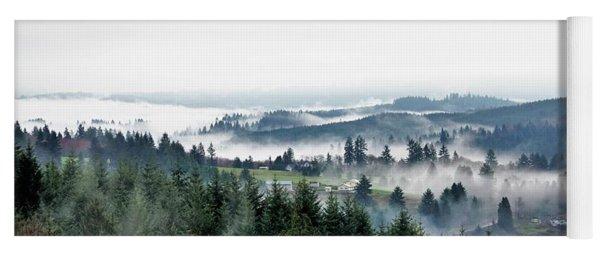 Mist Rising Yoga Mat