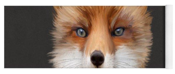 Mister Fox Yoga Mat