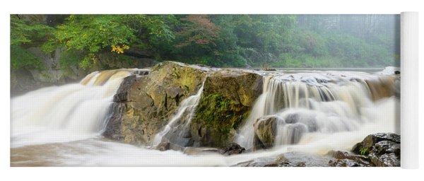 Misty Creek Yoga Mat
