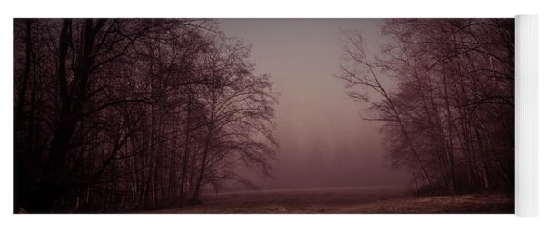Misty Walk Yoga Mat