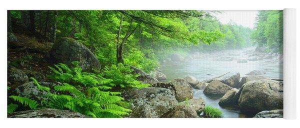 Misty Waters Yoga Mat