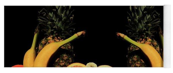 Mixed Fruits Yoga Mat
