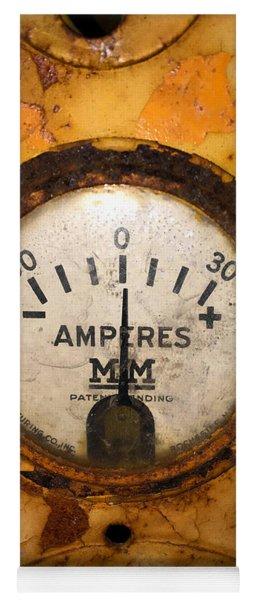 Mm Amperes Gauge Yoga Mat