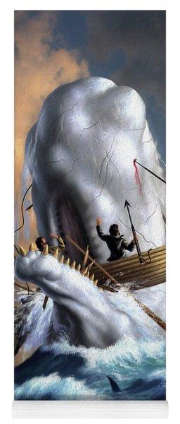 Moby Dick 1 Yoga Mat