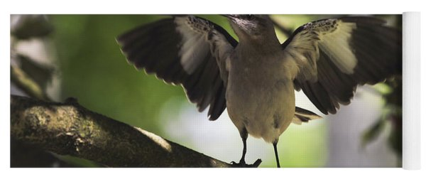 Mockingbird  Yoga Mat