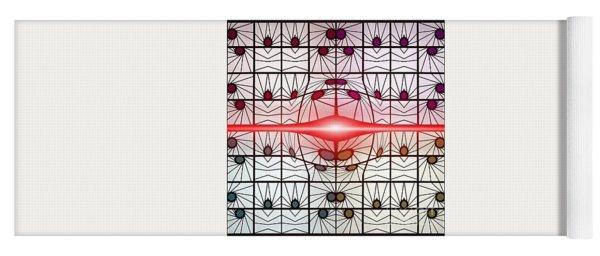 Molecule Flare Yoga Mat