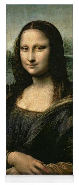 Mona Lisa Yoga Mat