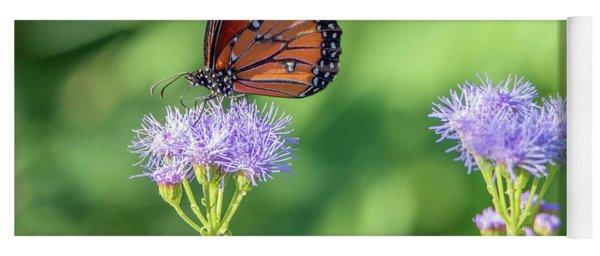 Monarch Butterfly 7476-101017-2cr Yoga Mat