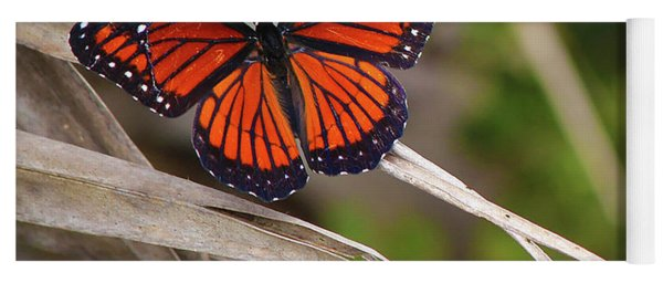 The Monarch  Yoga Mat