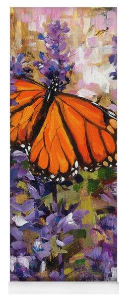 Monarch Yoga Mat