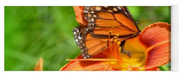 Monarch Minutes Yoga Mat
