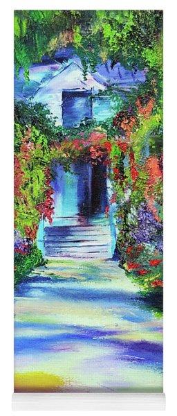 Monet's House Yoga Mat