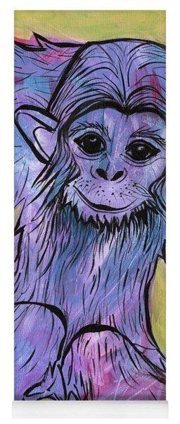 Monkey Mischief Yoga Mat