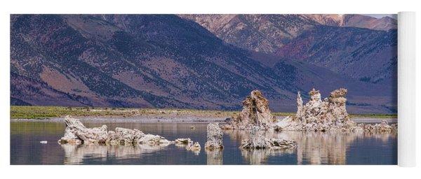 Mono Lake  Yoga Mat